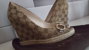 Gucci Wedge Sommer Heels