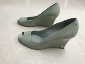Gucci - Wedges - Mint Lack