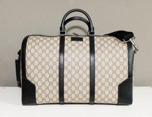 Gucci Weekender Bag multicolored mixture fibre