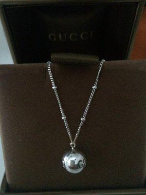 Gucci Collier Necklace silver-colored
