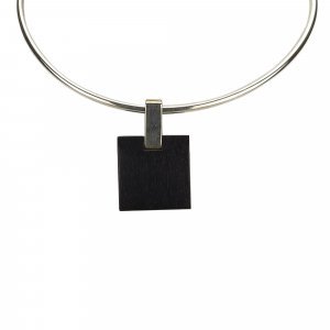 Gucci Necklace silver-colored metal