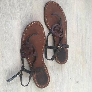 Gucci Zehentrenner-Sandalen