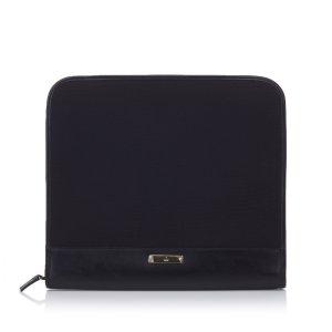 Gucci Borsa clutch nero Tessuto misto