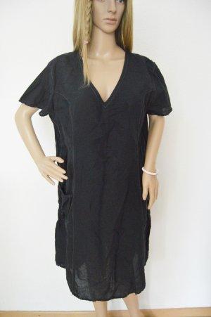 Gudrun Sjöden Leinen/Baumwolle Kleid XL
