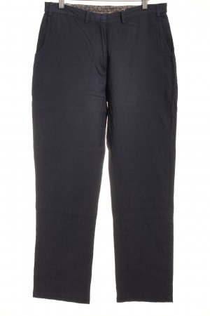 Gudrun Sjöden Linen Pants dark blue casual look