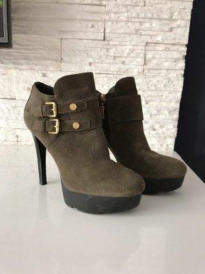 Guees booties/ boots Sitefeletten wildleder
