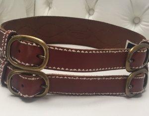 Cinturón pélvico coñac