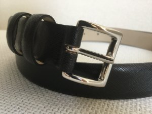 abro Belt black leather