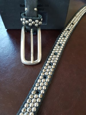 B Belt Studded Belt black