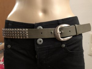 17&co Belt taupe
