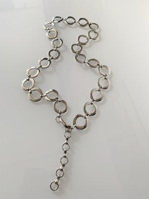 Chain Belt silver-colored