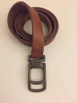 Tommy Hilfiger Leather Belt cognac-coloured