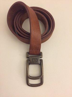 Tommy Hilfiger Leather Belt cognac-coloured