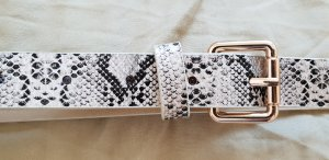 Gürtel animalprint Belt Blogger