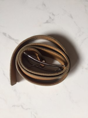 Vanzetti Leather Belt brown