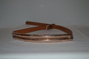 H&M Waist Belt gold-colored-brown