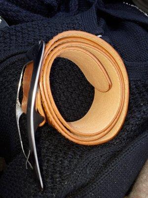 C&A Belt cognac-coloured