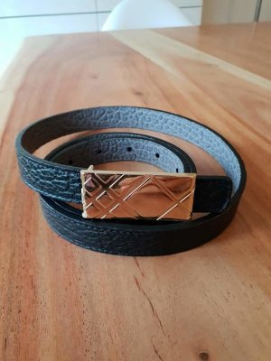 Burberry Belt black-gold-colored