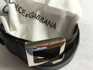 Gürtel Dolce&Gabbana schwarz 70cm