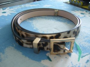 H&M Belt multicolored synthetic material