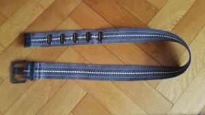 edc by Esprit Cinturón de tela gris claro