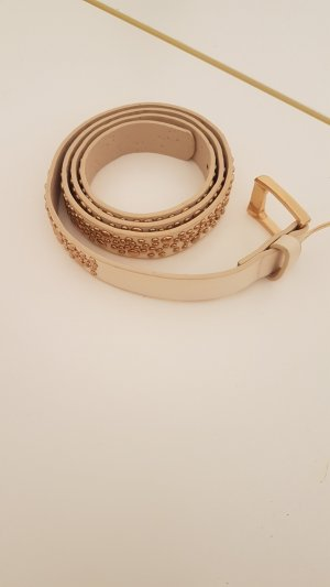 Atmosphere Belt Buckle gold-colored-beige