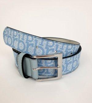 Rocco Barocco Cintura bianco-azzurro