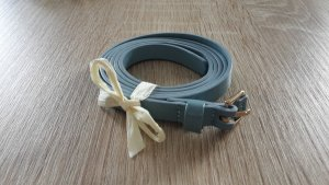 H&M Belt slate-gray