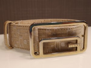 Guess by Marciano Belt gold-colored-oatmeal