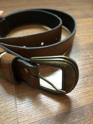Faux Leather Belt multicolored