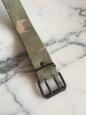 Gürtel im Army- bzw. Camouflage Look
