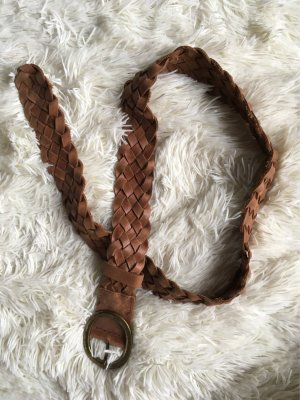 H&M Belt brown