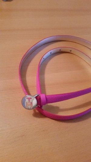 Gürtel in Pink von Tommy Hilfiger