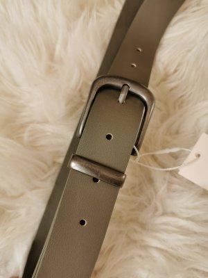 Gürtel khaki olivgrün 75cm