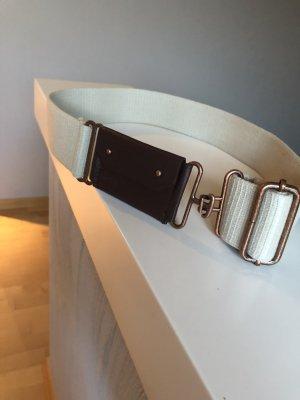 Mexx Cinturón marrón oscuro-crema