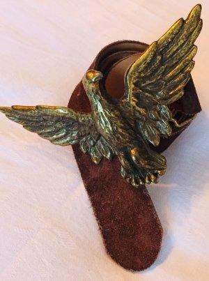 Belt Buckle bronze-colored-brown