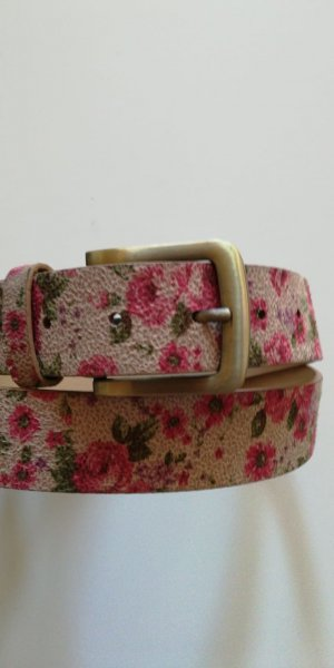 Cinturón de cadera multicolor Imitación de cuero
