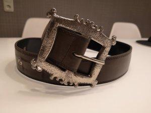 Cinturón marrón-marrón oscuro