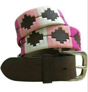 Belt multicolored