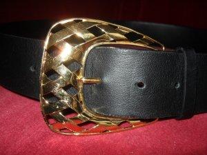 Gürtel Ralph Lauren Collection Luxus, VK 650,--, Schnalle vergoldet! TOP NEU!