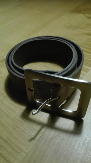 s.Oliver Belt grey brown-camel