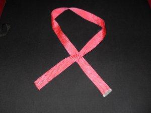 Gürtel Skatergürtel pink