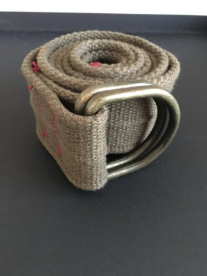 Canvas Belt multicolored