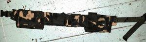 Cinturón de cadera multicolor