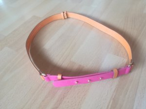 H&M Cintura vita arancione-rosa