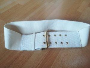 H&M Cintura vita bianco