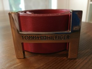 Gürtel Tommy Hilfiger 90 cm rot