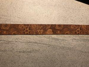 Noosa Cinturón marrón