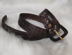 Etienne Aigner Belt dark brown