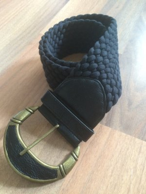 H&M Braided Belt black